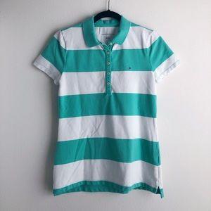 Tommy Hilfiger Stripe Collared Shirt
